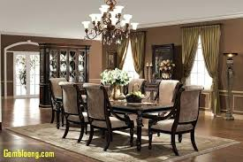 Luxury Dining Room Sets Fresh Formal Round Tables