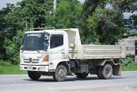 CHIANGMAI, THAILAND -AUGUST 18 2016: Hino Dump Truck Of Chiangmai ...