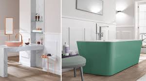 mut zur farbe bunte badezimmer sind der wohntrend 2017