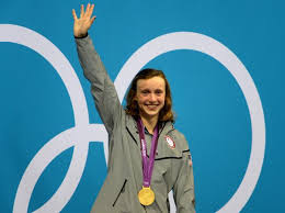 Stanford bound swimmer Katie Ledecky has more than Olympics on her