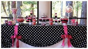 Decorating Ideas For Party Tables