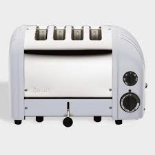 Glacier Blue Dualit New Generation Classic 4 Slice Toaster