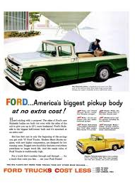 100 1957 Ford Truck Directory Index S