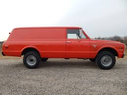 1968 Chevrolet Panel Truck-05 - The Toy Shed Trucks