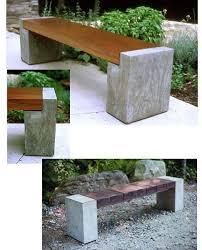 best 25 concrete bench ideas on pinterest concrete wood bench