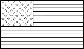 Flag Of Coloring Page Printable Us Fla Inspirational American Color