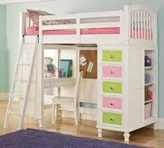 Low Loft Bed With Desk Underneath by Bunk Childrens Bed With Drawers Underneath Beds With Desk