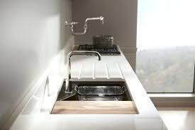 kohler purist bridge kitchen faucet with side spray single hole