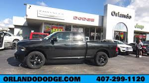 New Or Special Vehicles For Sale In Orlando, FL - Orlando Dodge ...
