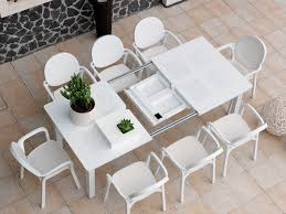 Brilliant Modern Outdoor Dining Set Patio Furniture With Regard To Plans 28