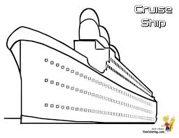 Glamorous Titanic Coloring Page Crayola Photo Be In A Hurry For Extravagant Cruise Ships Print Out