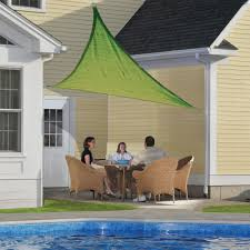 ShadeLogic Sun Shade Sail Heavy Weight 16 Foot Triangle - Lime ... 13 Cool Shade Sails For Your Backyard Canopykgpincom Image Of Sun Sail Residential Patio Sun Pinterest Stunning Carports Pool Triangle Best Diy Awning Youtube Structures Fabric Square Home Design Ideas Shadelogic Heavy Weight 16 Foot Lime Green Amazoncom Lawn Garden Area Rectangle X 198 For Decks Large Awnings Posts Using As Canopy Outdoor