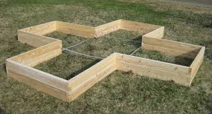 Raised Garden Beds from Vermont Cedar Products