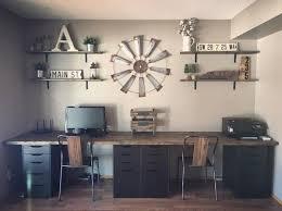 30 Charming Farmhouse Decor Ideas For Your Home Office