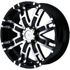 100 20 Inch Truck Rims Inch Black Wheels Chevy GMC Sierra 6 Lug 1500