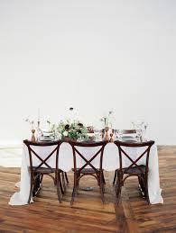 100 Minimalist Loft Modern Wedding Table Elizabeth Anne