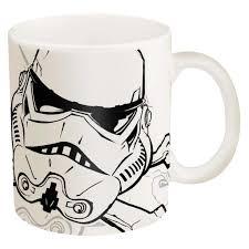 Star Wars Stormtrooper Pumpkin Stencil by Star Wars Coffee Mug For Sale Stormtrooper Zak Zak Designs