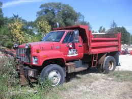 100 Gmc Dump Trucks For Sale 1994 GMC Top Kick Municipal Truck Online Auctions