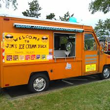 Jim's Ice Cream Truck - Connecticut's Coolest Truck