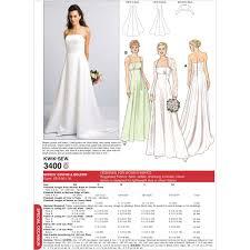 Amazoncom Kwik Sew K3400 Gowns And Bolero Sewing Pattern Size XS