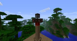 Redstone Lamps That Turn On At Night by I Love The New Light Sensors Recent Updates And Snapshots