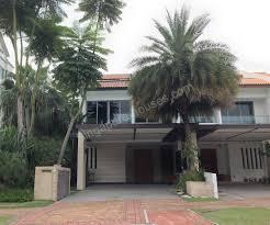 100 Terrace House In Singapore Sentosa Cove Corner 95m Residential