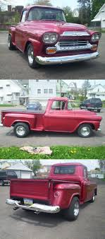 100 Nice Trucks For Sale Very Nice 1959 Chevrolet Pickup Custom Custom Trucks For Sale
