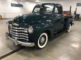 100 1950 Chevrolet Truck 3100 4Wheel ClassicsClassic Car And SUV Sales