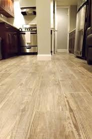 tiles wood look tile versus hardwood ceramic tile that looks