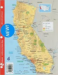 California Map Book