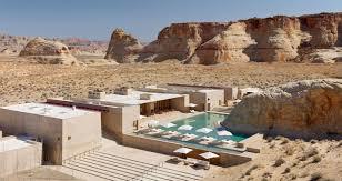 100 Amangiri Hotel Utah Dramatic Desert Escape Wander Lust