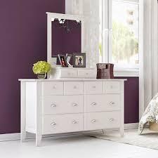 Wayfair Dresser With Mirror by Andover Mills Revere 6 Drawer Dresser With Mirror U0026 Reviews Wayfair
