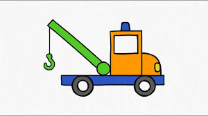How To Draw. A TOW TRUCK. - YouTube Step 11 How To Draw A Truck Tattoo A Pickup By Trucks Rhdragoartcom Drawing Easy Cartoon At Getdrawingscom Free For Personal Use For Kids Really Tutorial In 2018 Police Monster Coloring Pages With Sport Draw Truck Youtube Speed Drawing Of Trucks Fire And Clip Art On Clipart 1 Man