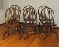 Nichols And Stone Windsor Armchair by Windsor Back Chairs Etsy