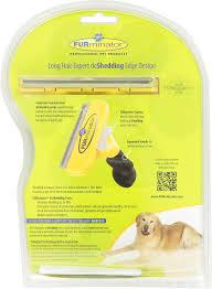 Blue Heeler Mix Shedding by Furminator Long Hair Deshedding Edge For Dogs Large Chewy Com