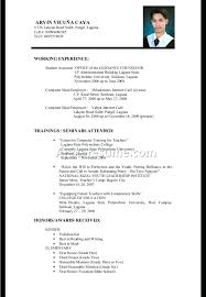 Undergraduate Student Resume Examples College Tips Enjoyable Design Ideas For Sample Students Athletes Format