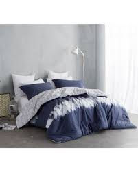 Slash Prices on Byourbed BYB Navy Blur Cotton forter Shams Not