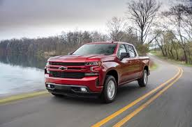 2019 Chevrolet Silverado First Look Kelley Blue Book With Regard To ...