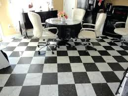 Checkered Vinyl Flooring Roll by Black And White Checkered Vinyl Floor Tiles Uk Black White