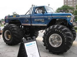 100 Bigfoot Monster Truck History 2014 Richmond VA I And 2