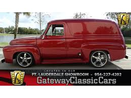 100 1955 Ford Panel Truck For Sale ClassicCarscom CC916583