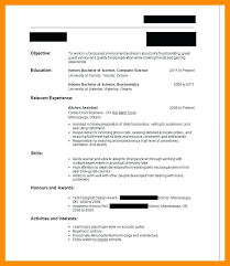Adding Volunteer Work To Resume Template With Experience Example