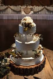 Rustic Wedding Cakes Minus The Birds