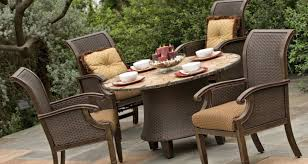 Semi Circle Outdoor Patio Furniture by Furniture Outdoor Patio Furniture Sets Stunning Wood Patio