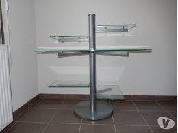 bureau ordinateur en verre bureau ordinateur verre metal offres mai clasf