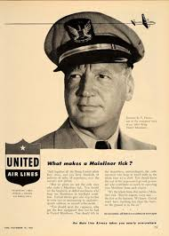 Vintage Ad From United Airlines Click To Enlarge