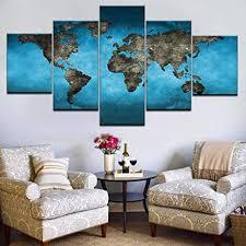 deryut leinwanddrucke gemälde hd abstrakte für wohnzimmer