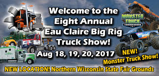 Eau Claire Ford Lincoln Quick Lane Nice News: 8th Annual Eau Claire ... Eau Claire Big Rig Truck Show Monster 2107 Youtube Winners National Association Of Trucks Waupun Trucknshow Parade Lights Nuss Equipment Tools That Make Your Business Work 2016 Hlights Ecbrts For My Son Photocard Specialists