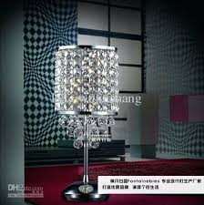 Crystal Table Lamps For Bedroom by Contemporary Crystal Table Lamps U2013 Eventy Co