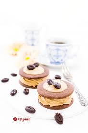 medaljer rezept kleine kuchen aus dänemark mit kaffeecreme
